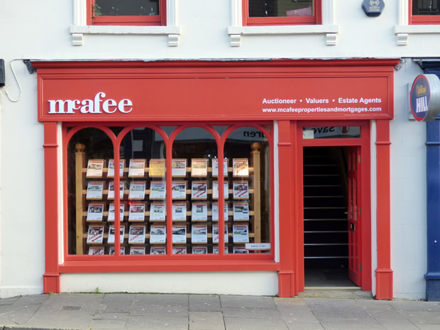 mcafee estate agents ballycastle