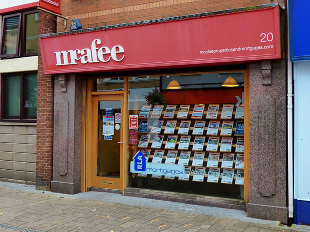 mcafee estate agents Coleraine