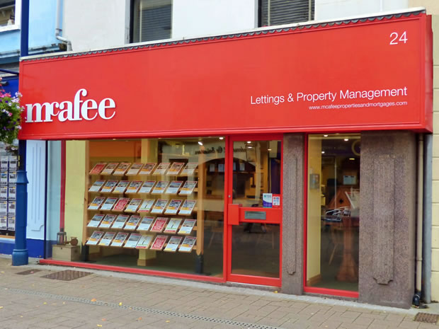 mcafee lettings estate agents Coleraine