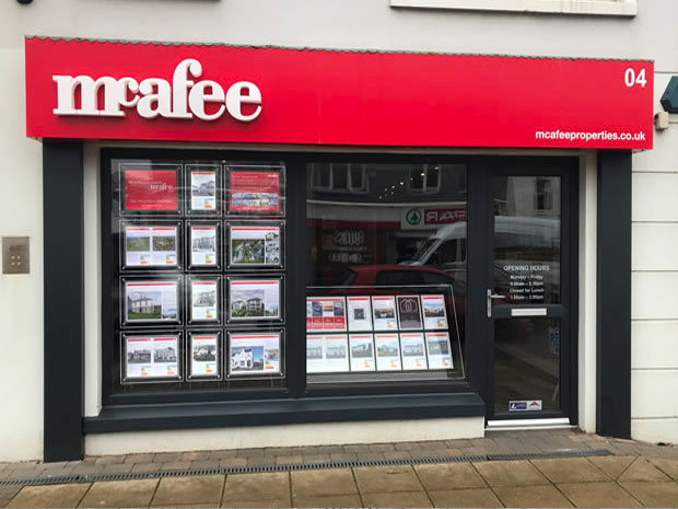 mcafee estate agents Portstewart