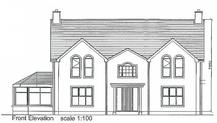 Site Adj 102 Gracehill Road, Armoy