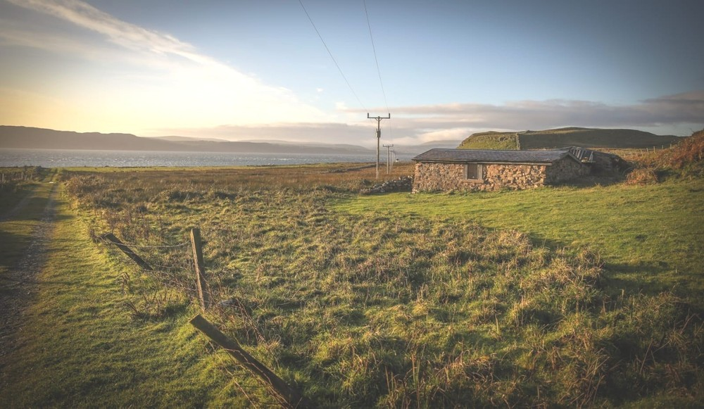 Rue Cottage Rathlin Island