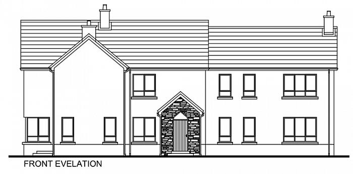 80m North East of 115 Castlecatt Road , Ballymoney