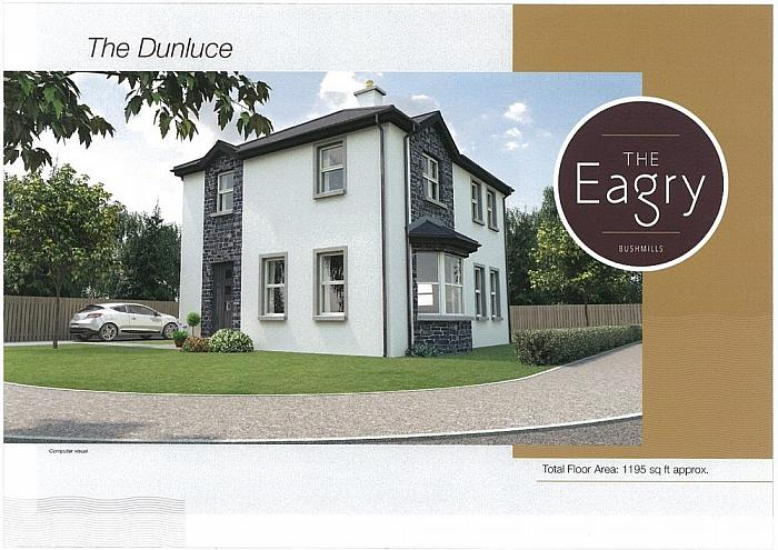 The Eagry, Bushmills