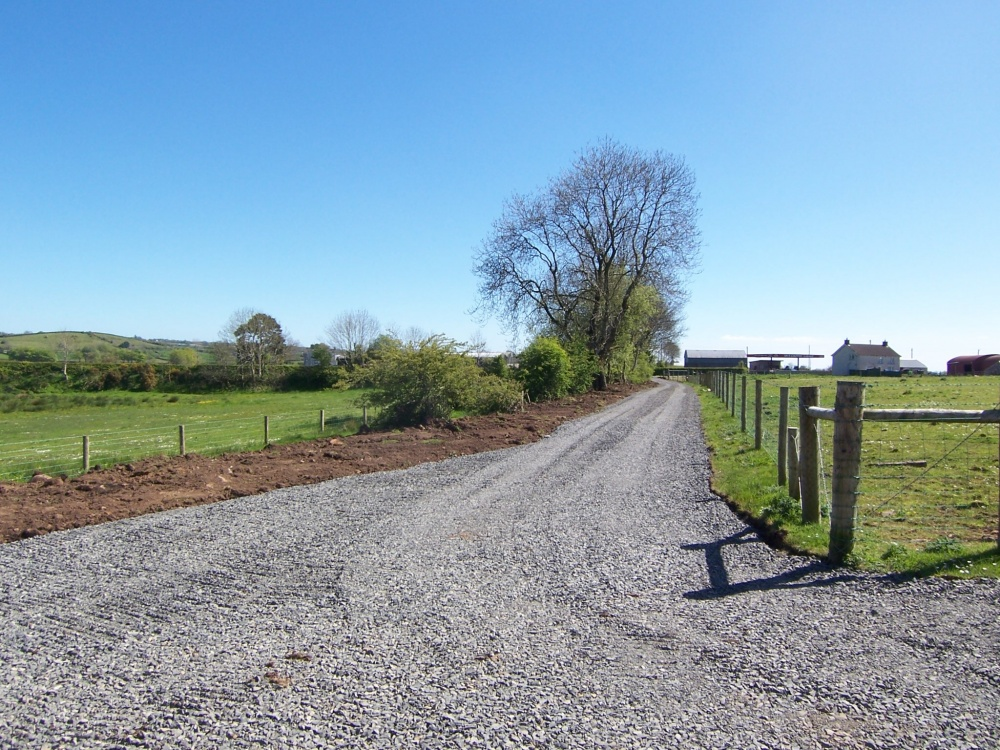 Site 1 160m North West of 54 Ballymaconnelly Road