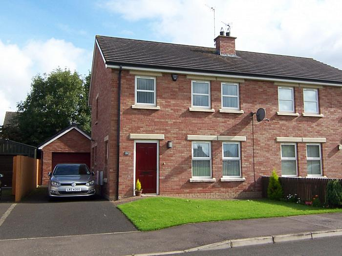 72 Bann Meadows, Ballymoney