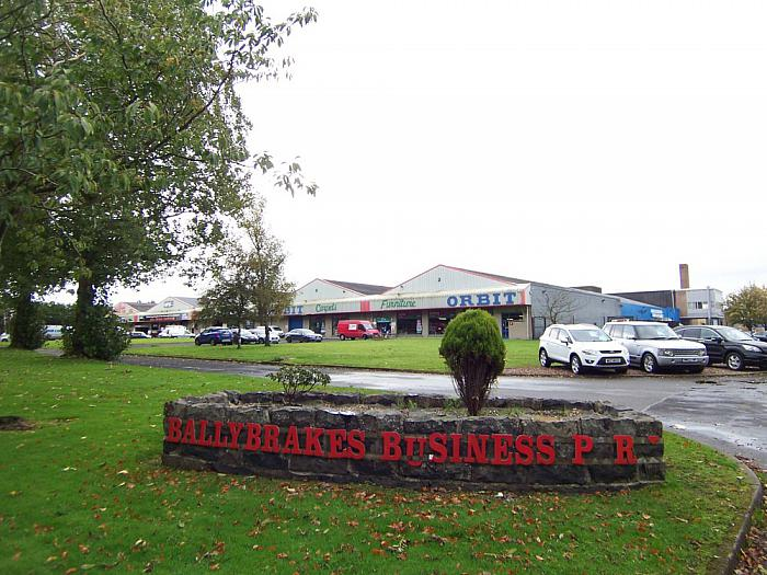 Ballybrakes Business Park