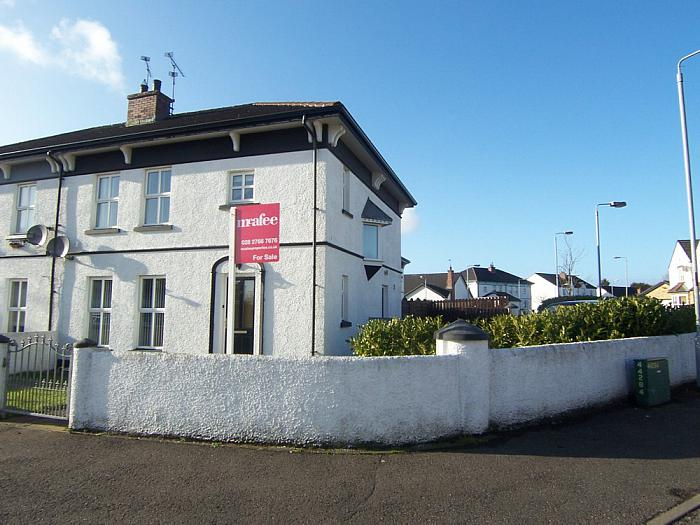 10 Millfields, Ballymoney