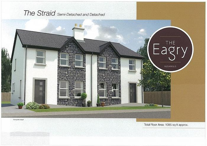 The Straid, Bushmills