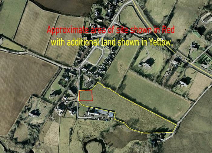 Site adjacent to 79 Rusky Park, Coleraine