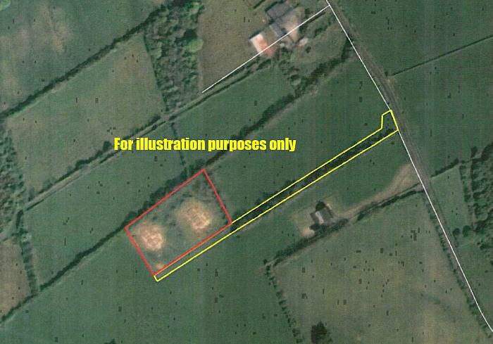 2 Sites South West of 89, Garvagh