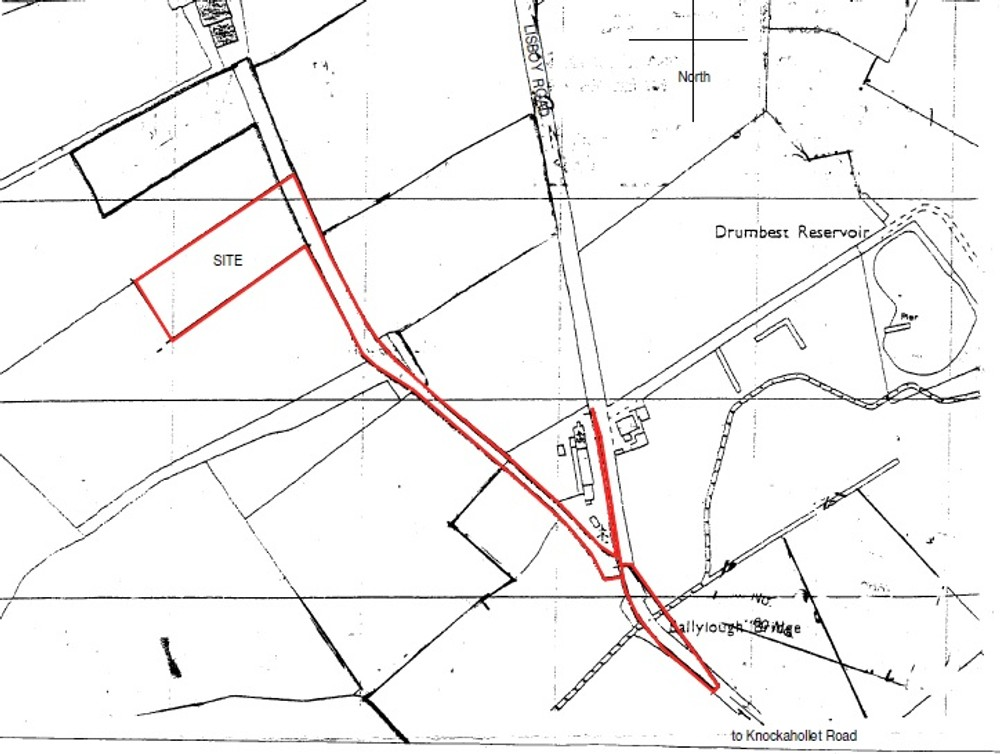 2 Sites South of 41 Lisboy Road