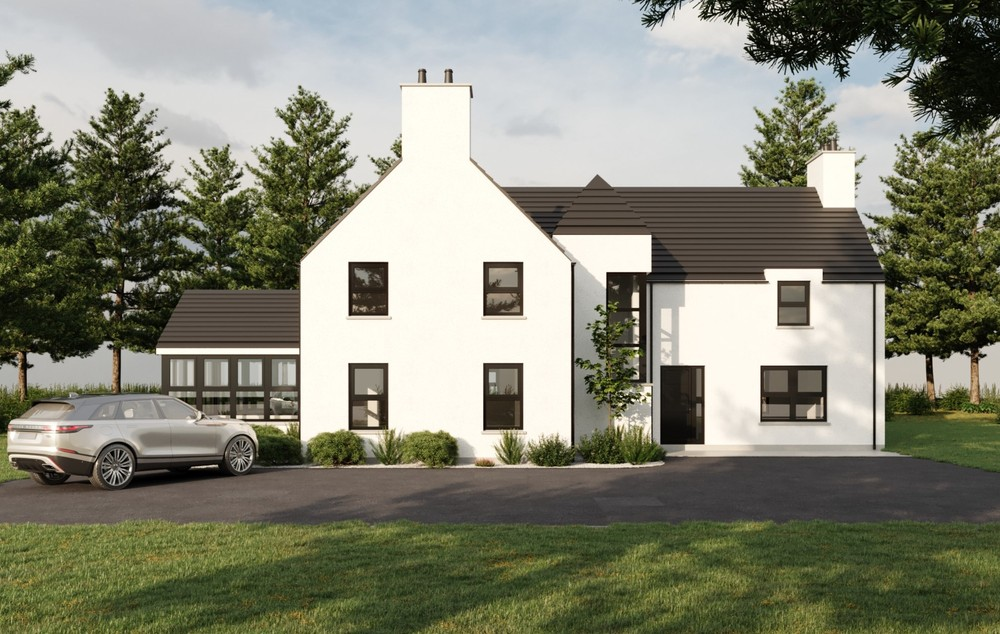New Build Slievenaghy Road