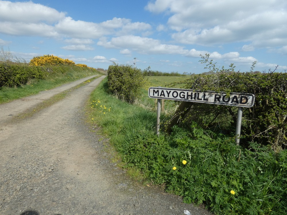 Lands Including Farmyard and 4 Building Sites