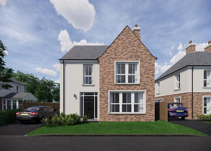Site 6 Bann View Place, Coleraine