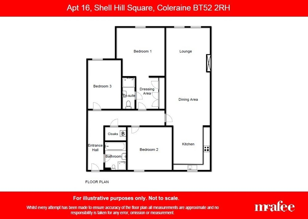 Apt 16 Shell Hill Square