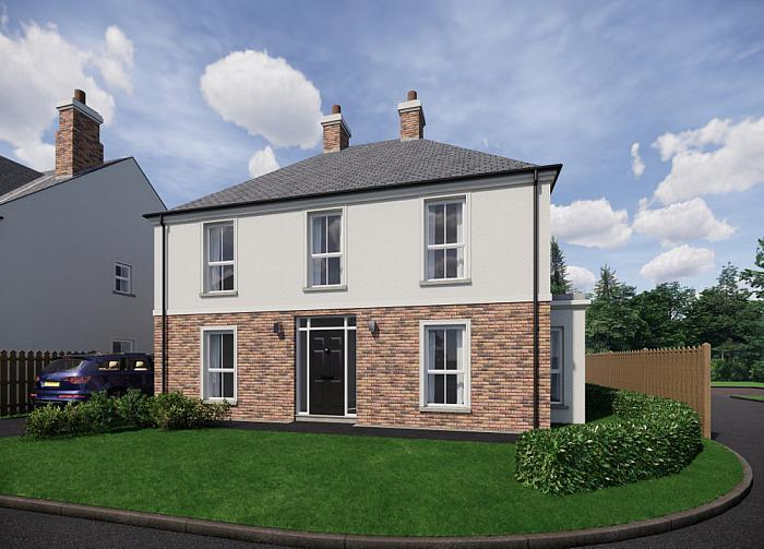 Site 4 Bann View Place, Coleraine