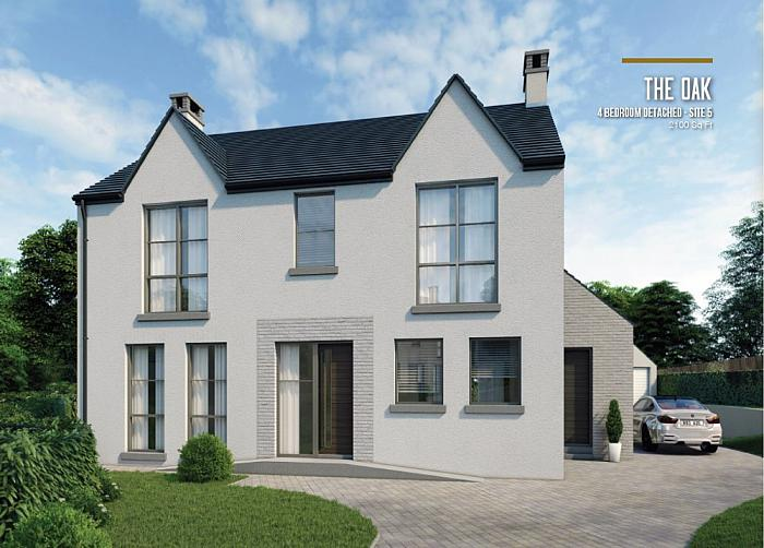 Site 5 Knocktarna Manor, Coleraine