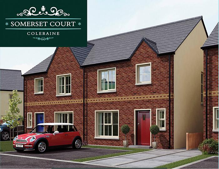 Somerset Court, Coleraine