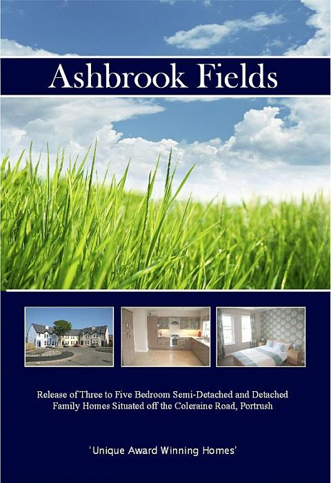 Site 17 Ashbrook Fields, Portrush
