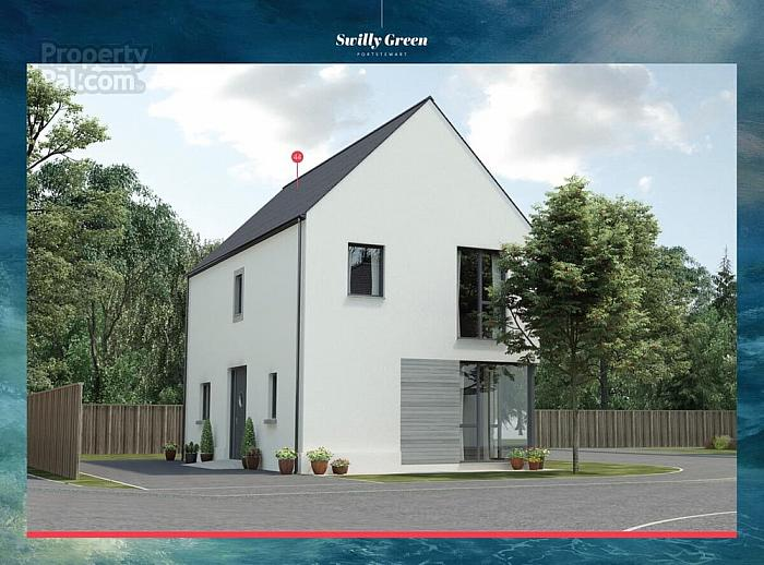 Site 44 Swilly Green, Portstewart