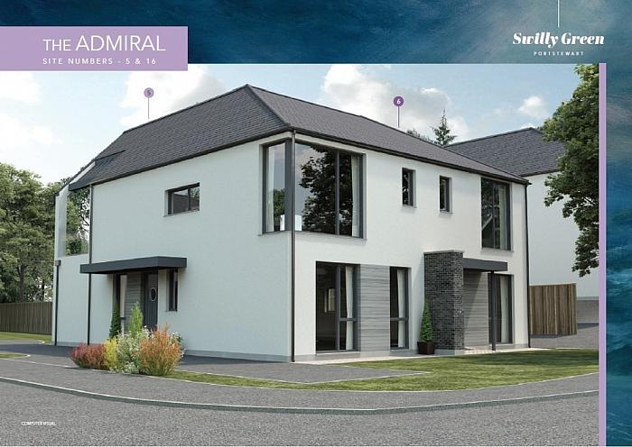 Site 16 Swilly Green, Portstewart