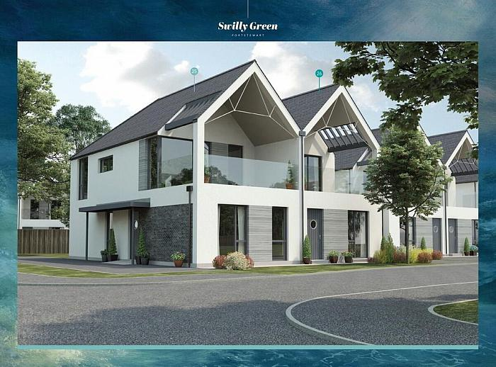 Site 25 Swilly Green, Portstewart