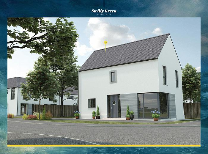 Site 35 Swilly Green, Portstewart